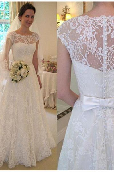 Vintage Wedding Dress, A Line Bridal Gowns, Lace Wedding Dress,Wedding Dress, Bridal Gowns, Mermaid Wedding Dress, Sexy Wedding Dress, Mermaid Bridal Gowns, Summer Wedding Dresses